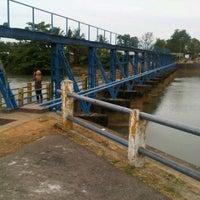 Photo taken at Bendungan Pice by rubayyi a. on 5/20/2012