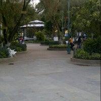 Photo taken at Parque de Patate by luis Rodrigo G. on 5/13/2012