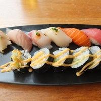 Photo taken at Maiko Sushi Lounge by Hiroshi M. on 3/17/2012