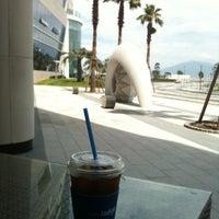 Photo taken at Cafe Indigo by Sun H. on 8/25/2012