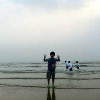 Photo taken at 청포대 썬셋리조트 by Gil J. on 6/8/2012