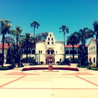 Photo taken at San Diego State University (SDSU) by Melissa S. on 6/23/2012