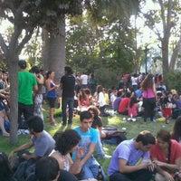 Photo taken at Plaza Blest by Natalia R. on 3/16/2012