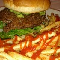 Photo taken at Steak 'n Shake by Sherry R. on 3/19/2012