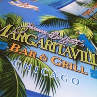 Photo taken at Margaritaville Bar & Grill by Angel P. on 4/12/2012