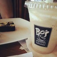 Photo taken at Bo's Coffee by Brigette Niña A. on 8/8/2012