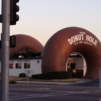 Photo taken at The Donut Hole by The C. on 6/8/2012