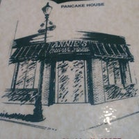 Photo taken at Annie's Pancake House by David O. on 9/8/2012