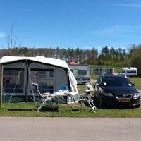 Photo taken at Camping und Ferienpark Orsingen GmbH by Koen v. on 4/26/2012