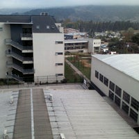 Photo taken at Universidad Autónoma de Chile Talca by Stefano M. on 4/19/2012