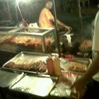 Photo taken at Bar-B-Q by Little D. on 5/1/2012