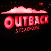 Photo taken at Outback Steakhouse by George M. on 6/12/2012