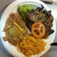 Photo taken at El Ranchito Taco Shop by M P. on 4/17/2012