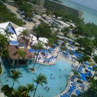 Photo taken at Marriott's Aruba Surf Club by Kristi V. on 7/15/2012