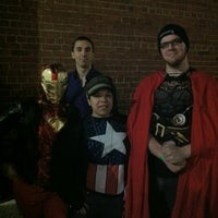 Photo taken at AMC Loews Harvard Square by claynferno F. on 5/4/2012