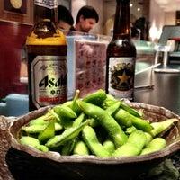 Photo taken at Sushi Sano by Alex H. on 8/30/2012