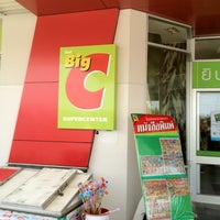 Photo taken at Big C SuperCenter by Kriangsak I. on 3/12/2012