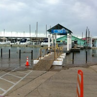 Photo taken at Pier 121 Marina by Percy G. on 3/22/2012