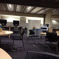 Photo taken at Kate Edger Information Commons by Sunhee K. on 7/31/2012