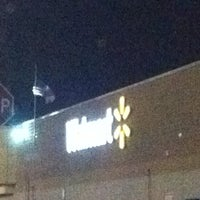 Photo taken at Walmart Supercenter by Jesse H. on 3/1/2012