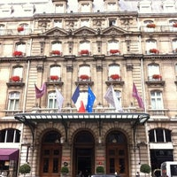 Photo taken at Hotel Concorde Opéra Paris by Anne L. on 8/6/2012