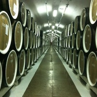 Photo taken at Massandra Winery by Vitaly V. on 8/25/2012