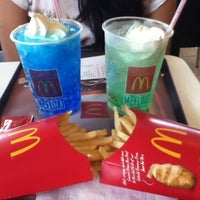 Photo taken at McDonald's by Charlene Lord A. on 3/25/2012