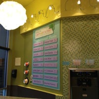Photo taken at Lemon Tree Frozen Yogurt by Marcella on 6/16/2012