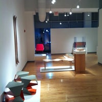 Photo taken at Sol Koffler Graduate Student Gallery by Sarah L. on 5/2/2012