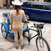 Photo taken at #NakedAtSXSW Headquarters by Sugar J. on 3/13/2012
