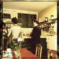 Photo taken at Brooklyn Cafe by Kari K. on 9/3/2012