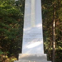 Photo taken at Georgia Monument - Kennesaw Mntn by Justine G. on 7/22/2012