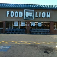 Photo taken at Food Lion Grocery Store by Paul S. on 5/27/2012
