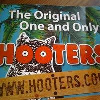 Photo taken at Hooters of Santa Monica by Ebru B. on 8/30/2012