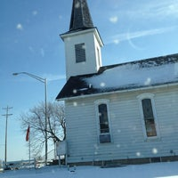 Photo taken at Illinois Route 47 at Plank Road by Robb S. on 2/26/2012