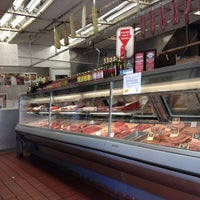 Photo taken at Esposito's Pork Shop by Jessikita L. on 6/27/2012