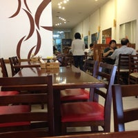 Photo taken at 싱 싱 (Mishirion Restaurante) by Pedro K. on 7/27/2012