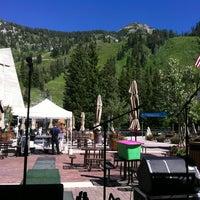 Photo taken at Snowbird Center Plaza by Geoff S. on 6/23/2012