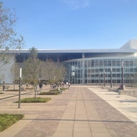 Photo taken at Forum Cultural Guanajuato by David R. on 4/21/2012