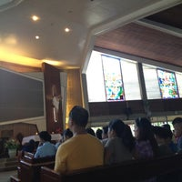Photo taken at Redemptorist Church by Charles O. on 7/8/2012