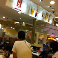Photo taken at Gong Cha 贡茶 by Kenny K. on 9/1/2012