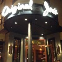 Photo prise au Original Joe's par Geoff le9/1/2012