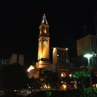 Photo taken at Brisbane City Hall by NAO on 8/7/2012