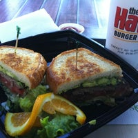 Photo taken at The Habit Burger Grill by Nancy N. on 6/8/2012