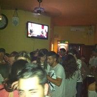 Photo taken at La Herreria Bar de Copas by Eduardo P. on 5/20/2012
