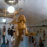 Photo taken at Marionety Truhlar by Ann on 8/31/2012