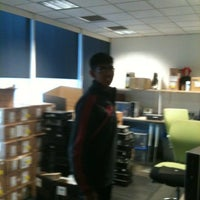 Photo taken at Pepsico UK by Satish P. on 8/11/2012