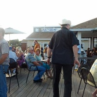 Photo taken at Bayside Clam Bar & Grill by Mike G. on 7/29/2012