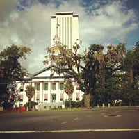 Photo taken at Florida State Capitol by Caleb C. on 6/1/2012