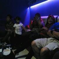 Photo taken at U box family karaoke by Shabhattul S. on 6/24/2012